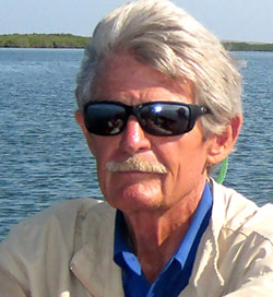 Author and Outdoor Sports writer Gary Graham