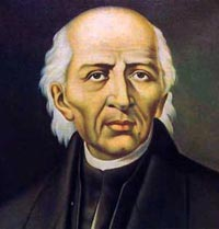 Father Miguel Hidalgo y Costilla
