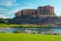 The VistaMar Condominiums & Villas at CostaBaja above the 8th green