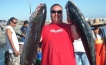 It takes two hands to handle these whoppers at Isla Cedros