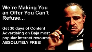 Get 30 days of FREE advertising for your Baja Business on the BajInsider.com