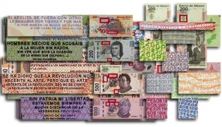 There are a number of ways to ascertain the validity of Mexican Pesos