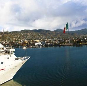 Port of Ensenada, Baja California