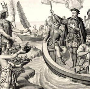 Hernán Cortés had a fearsome reputation with both the Indians and fellow Spaniards
