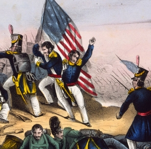The Mexican American War in Baja  1848-1849