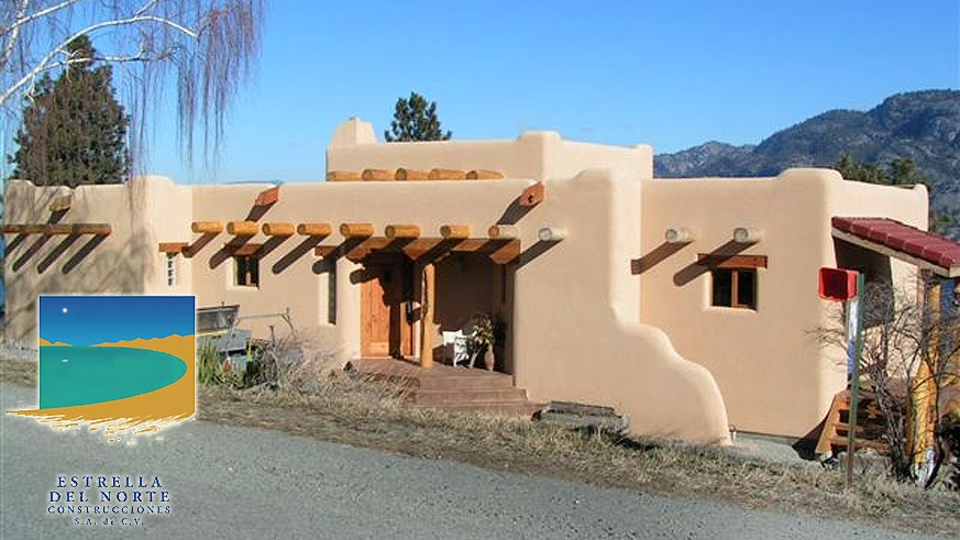Smaller, energy efficient homes have proven popular in Baja for full time and part time residences.