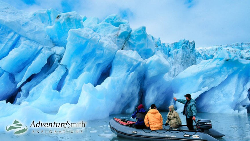 Experience Alaska closer than you ever imagined with AdventureSmith Explorations