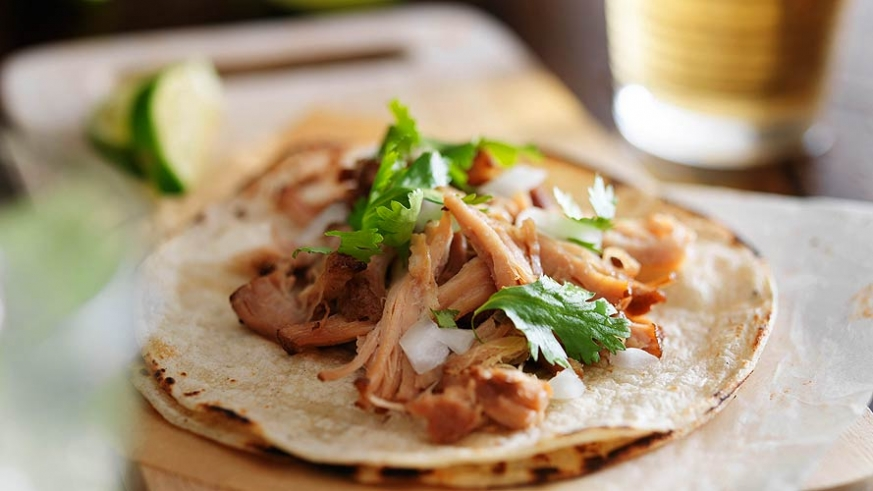Carnitas are a particular favorite with several restaurants making it a specialty.