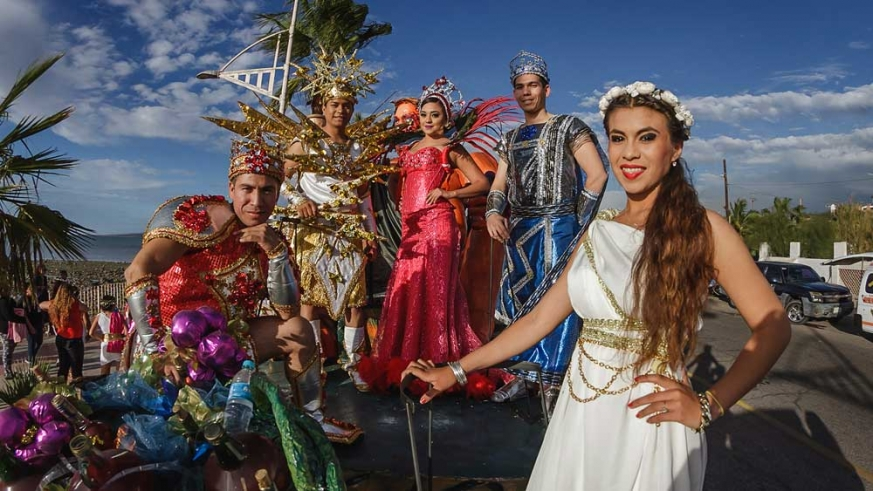 The City of La Paz welcomes you to the greatest party on the peninsula - Carnaval La Paz.