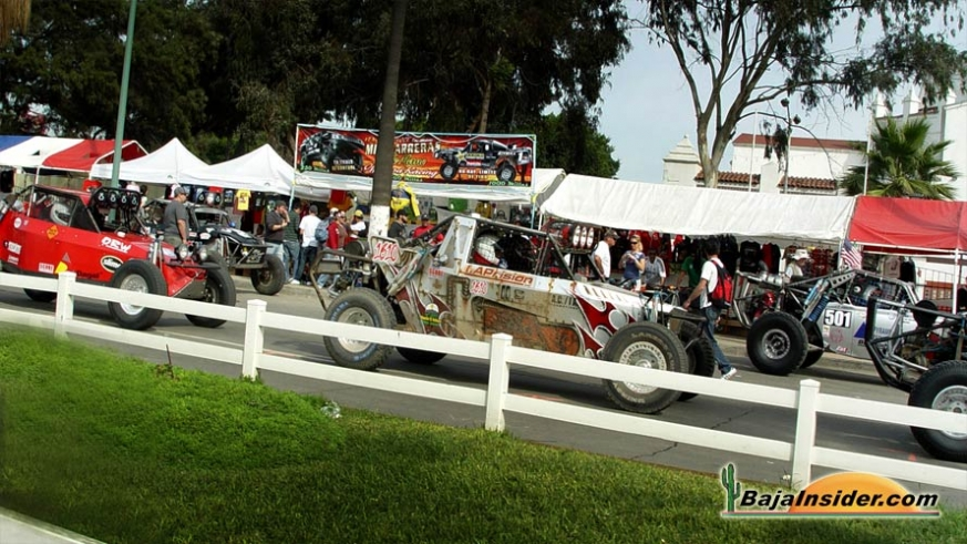 November brings the grand daddy of off road races to the peninsula the Baja 1000