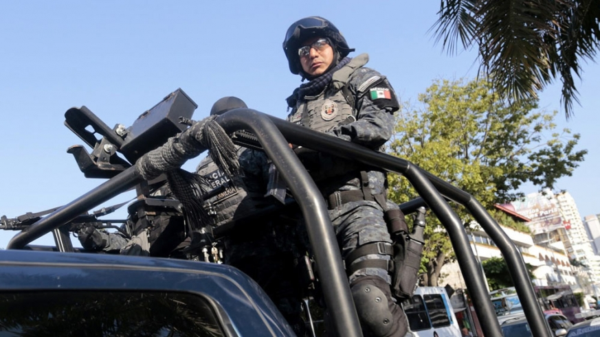 Look for additional Federal Police and Military presence in Baja California Sur, particularly Los Cabos