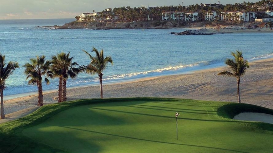 "The first golf resort in Los Cabos, the Palmilla ""One and Only"""