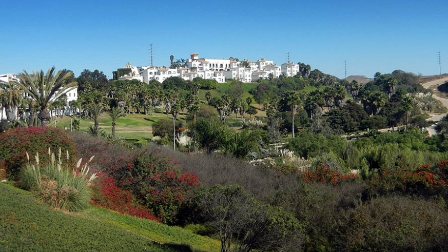 Real del Mar Golf Course in Tijuana