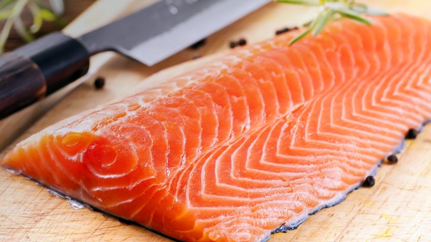 Gourmet red salmon now available in Los Cabos