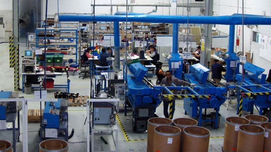 Manufacturing in Baja California
