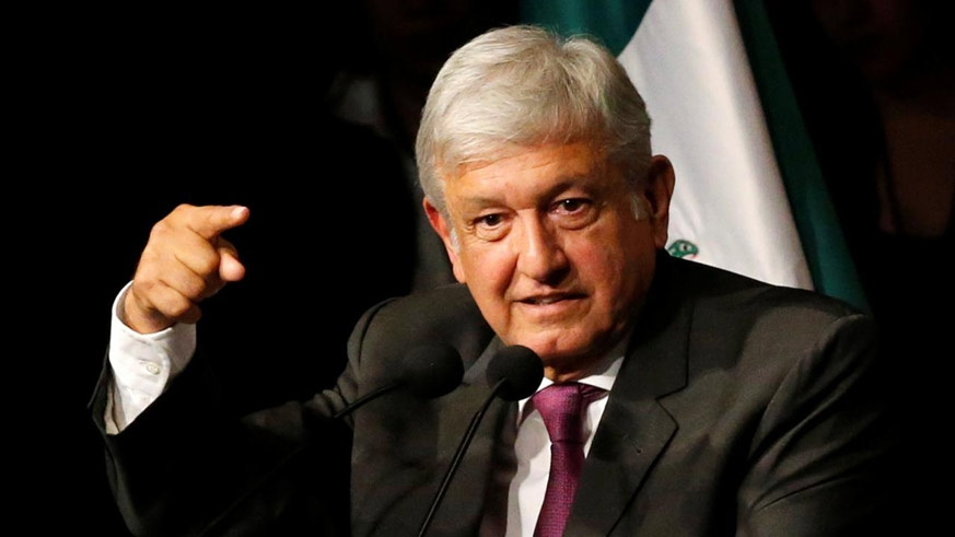 Andrés Manuel López Obrador a left leaning socialist has lost two presidential elections by small margins and is the current front runner for 2018