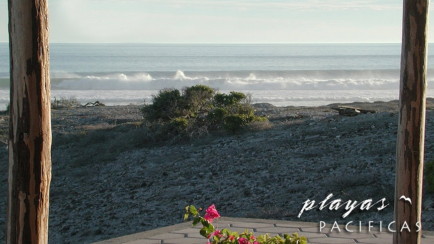 Make your full or part-time home in Playas Pacificas on Baja California Sur's Mid-Pacific coast