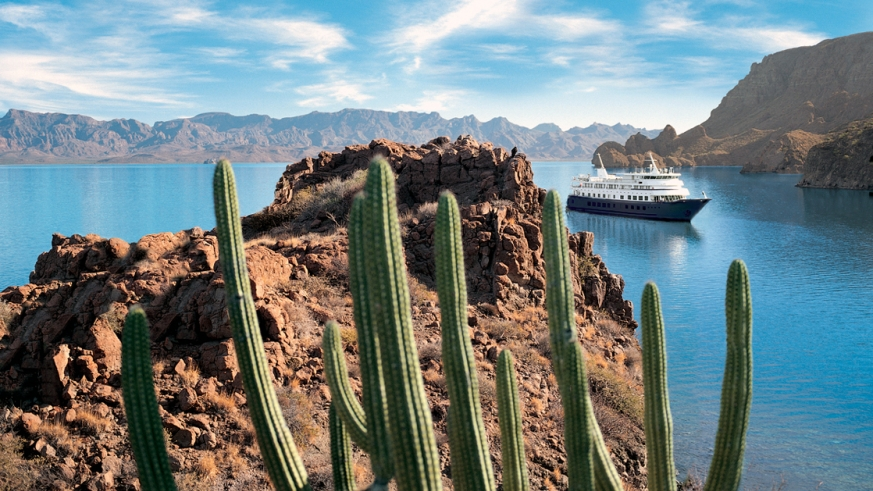 AdventureSmith Small ship cruises on the Sea of Cortez