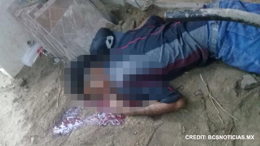 Young man with criminal record executed in San Jose del Cabo, most of the executed are young men between 21 and 30 years of age with a recently increasing number of women