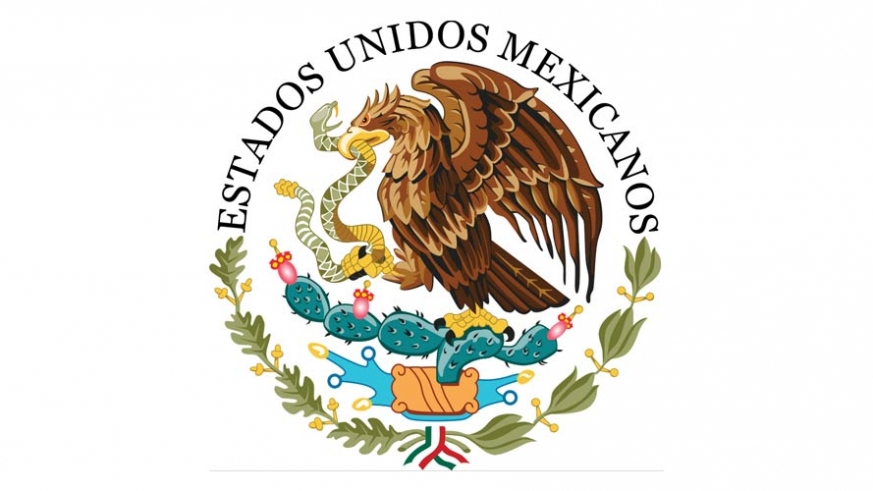 The official Seal of the Government of Mexico