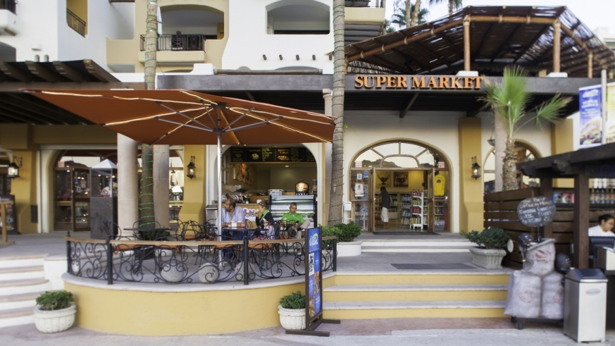 Super Market Golden Zone La Marina