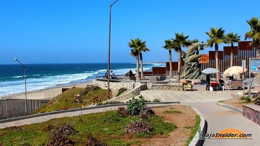 Tijuana Beachfront