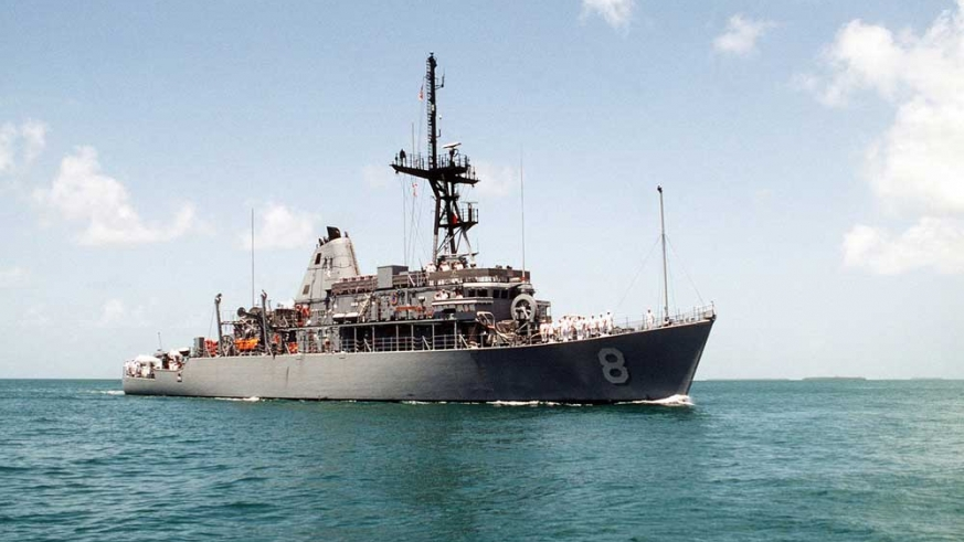 USS Scout to visit Baja waters