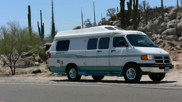 Baja is the #1 destination for RV travelers outside the US.