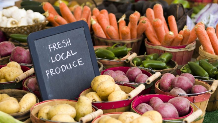 Organic foods are much more available in Baja today, as health awareness and demand increases