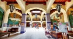 Rosarito Beach Hotel , the historical landmark in the heart of Rosarito opened in 1925